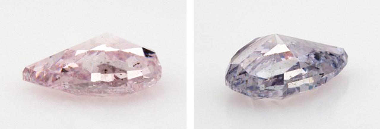 Натуральный бриллиант груша 0,53 карата